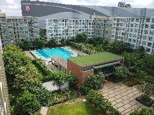 [ファーハム]アパートメント(30m2)| 1ベッドルーム/1バスルーム Corner Room with Mountain View, Biggest Pool in CM