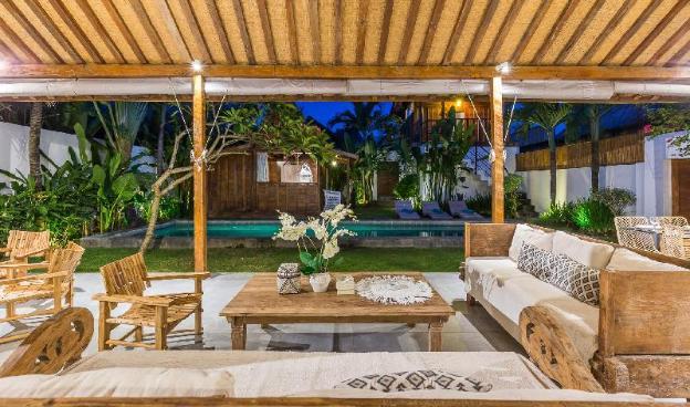 Villa Langka Harmony and calm in Seminyak Oberoi