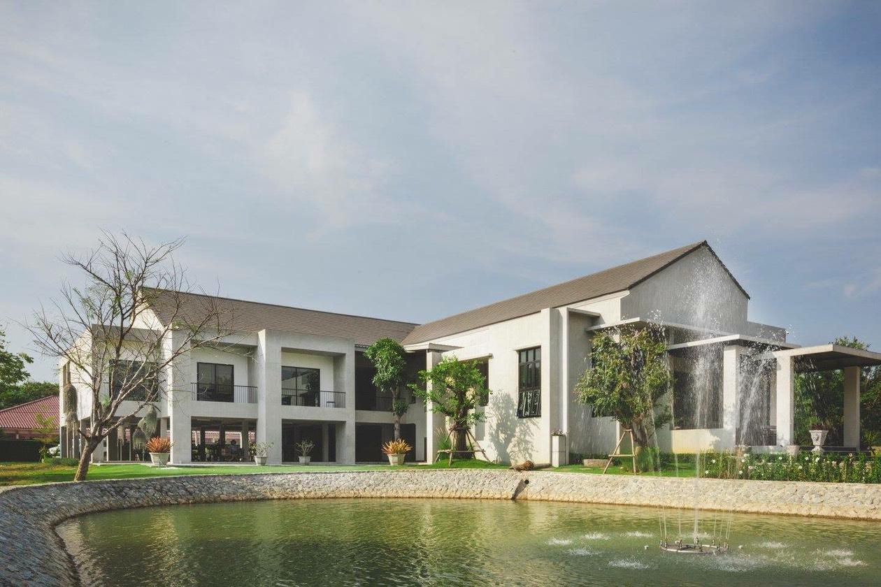 Shady Ponds Luxury Private Resort 14BR w/ Garden วิลลา 14 ห้องนอน 14 ห้องน้ำส่วนตัว ขนาด 2500 ตร.ม. – นาเกลือ/บางละมุง