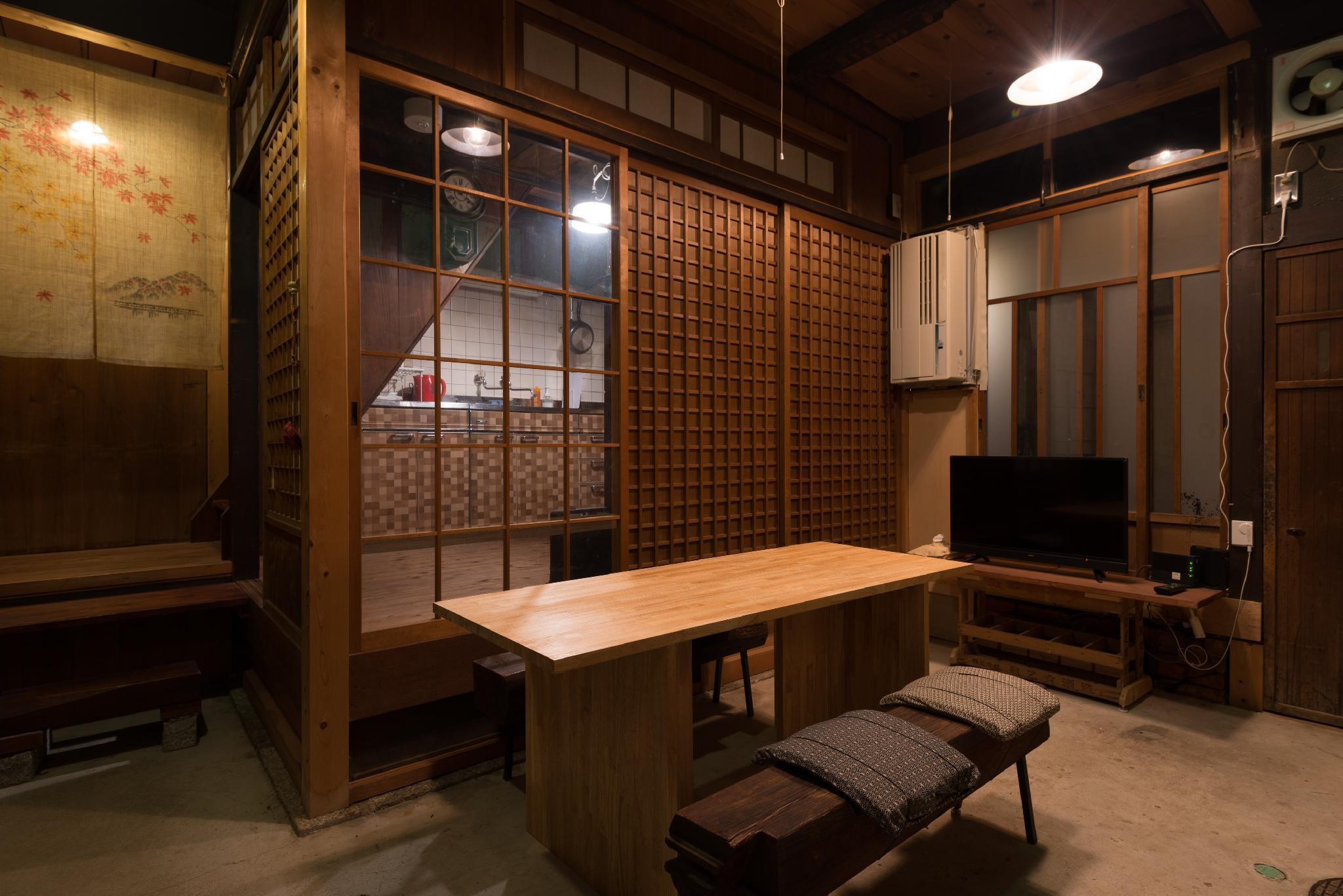 Urban Kyoto Cozy House Near Nijo Castle Free Wi Fi