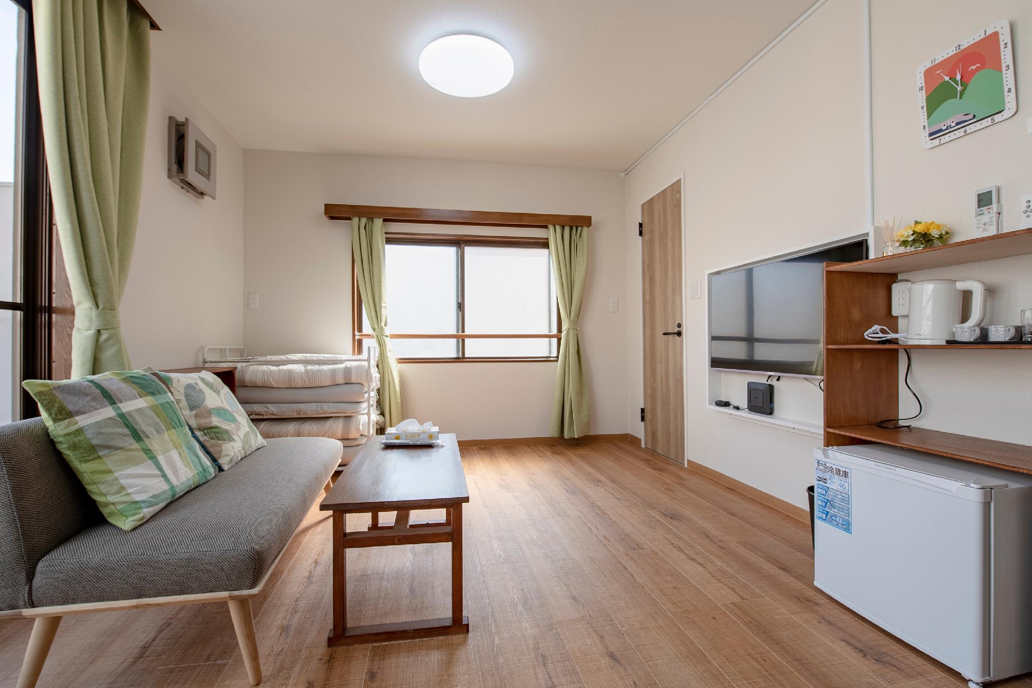 Uhome Suite Kizuna Ikebukuro 4F