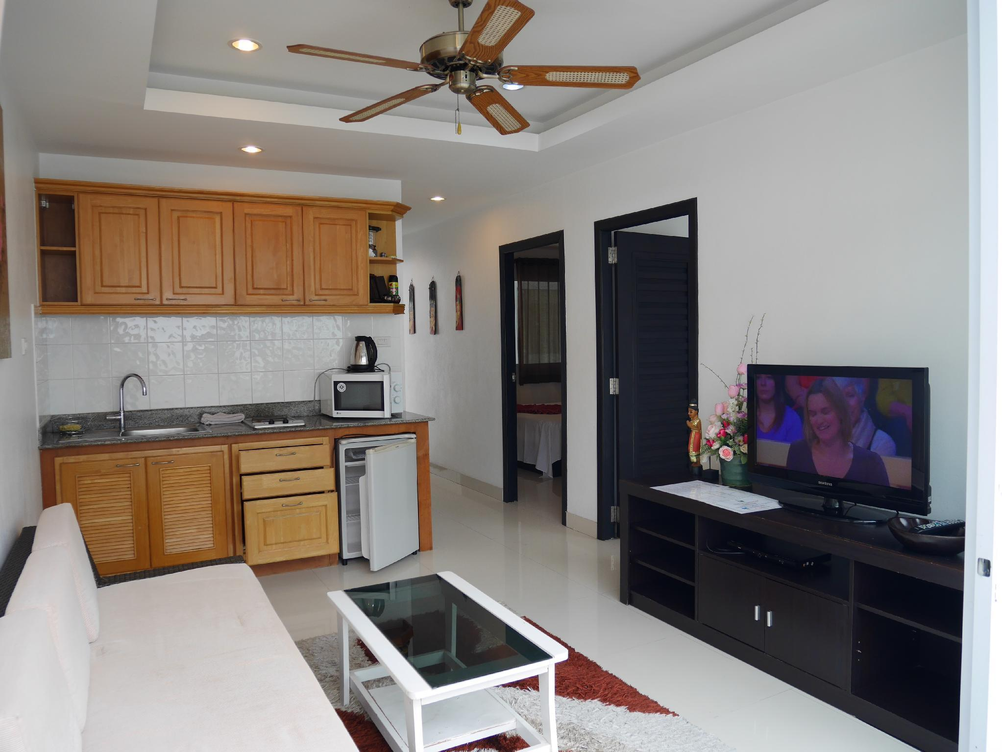 2 Bedrooms Families Private Apartment 1Fl.