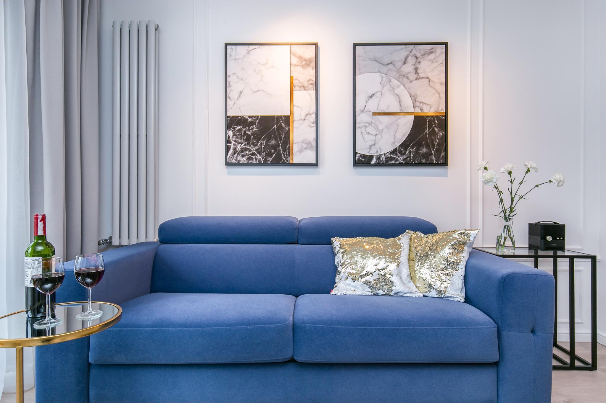 Kapitanski Apartament Batorego 7