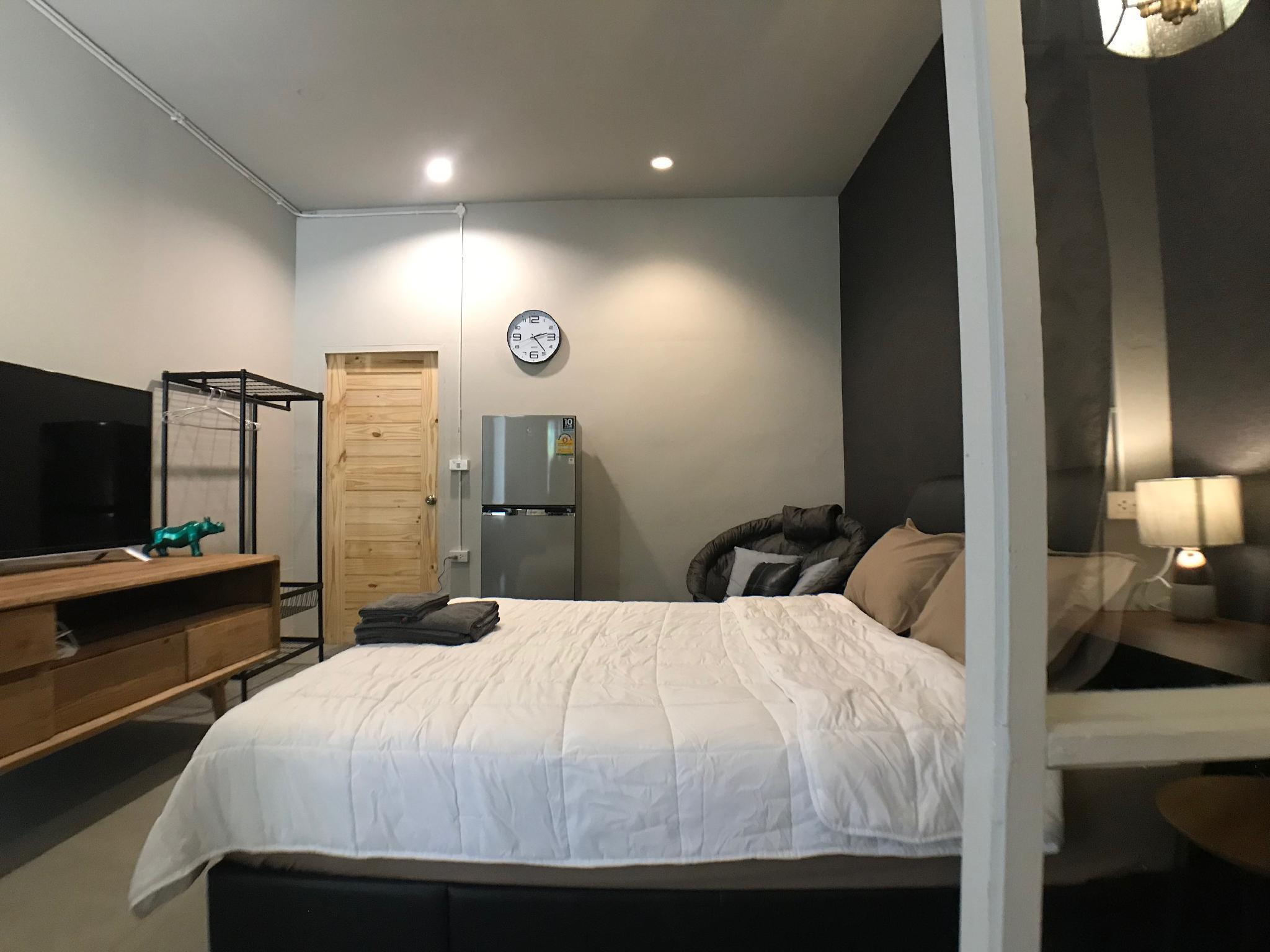 GREYBROWNGREEN GARDEN ROOM อพาร์ตเมนต์ 1 ห้องนอน 1 ห้องน้ำส่วนตัว ขนาด 45 ตร.ม. – ริมแม่น้ำเชียงใหม่