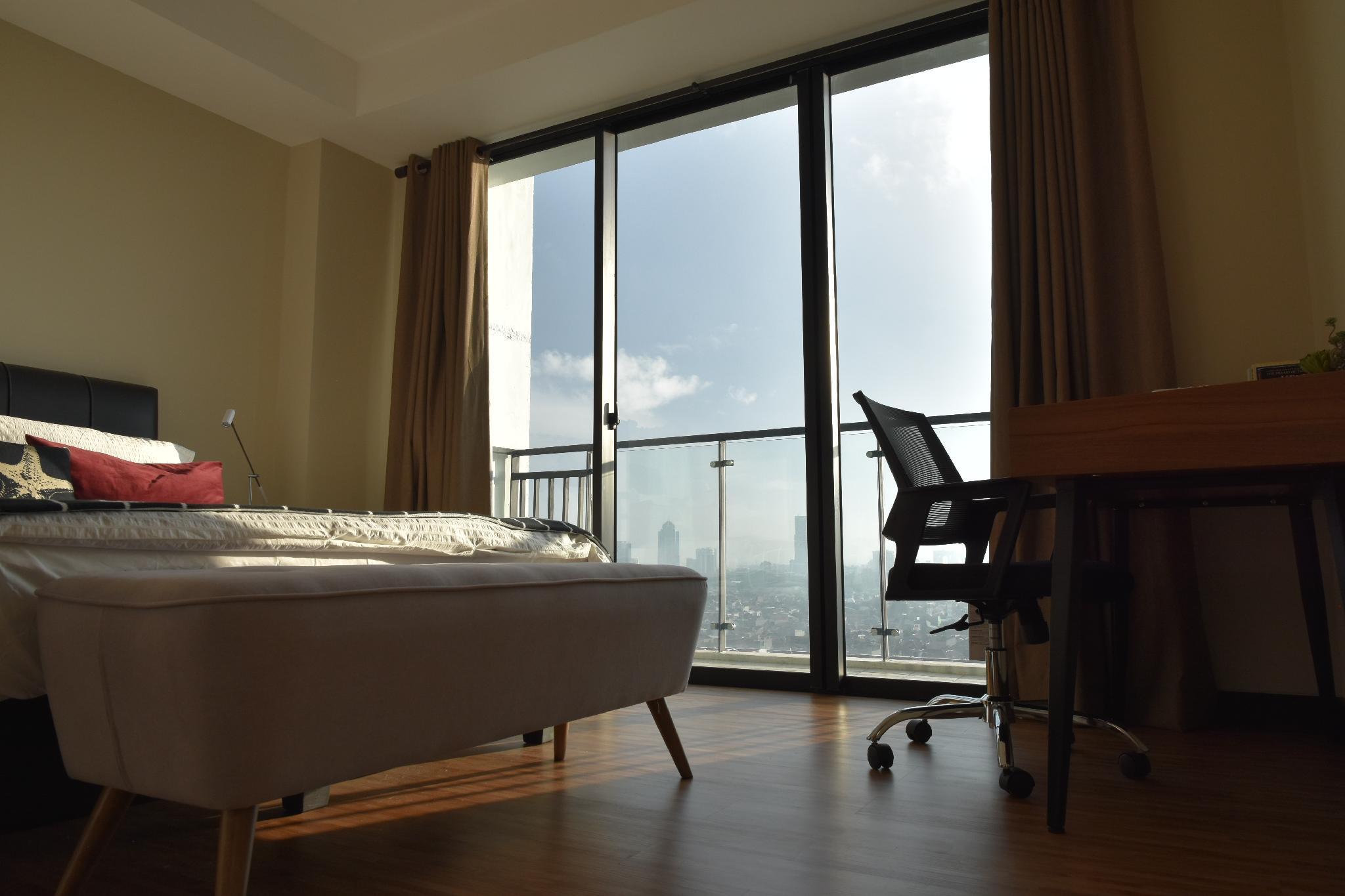 North Kemang Top Floor 2 Bedroom Apartment