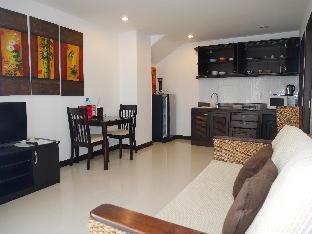 1-Bedroom Kitchen C33/1 Floor 2 อพาร์ตเมนต์ 1 ห้องนอน 1 ห้องน้ำส่วนตัว ขนาด 45 ตร.ม. – หาดละไม