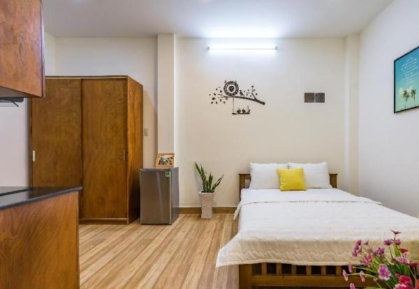 Private Room in An Phu District 2 with kitchen 204 Ho Chi Minh City