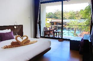 Deluxe Room Bundhaya Resort Koh Lipe Satun สตูดิโอ อพาร์ตเมนต์ 1 ห้องน้ำส่วนตัว ขนาด 43 ตร.ม. – ใจกลางเมือง