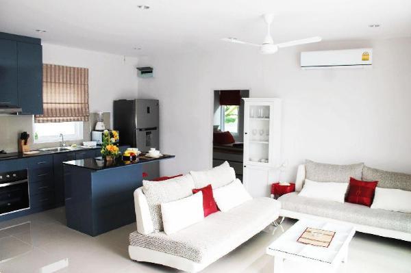 MV30-3 bedrooms pool villa - walk to city&beach Hua Hin