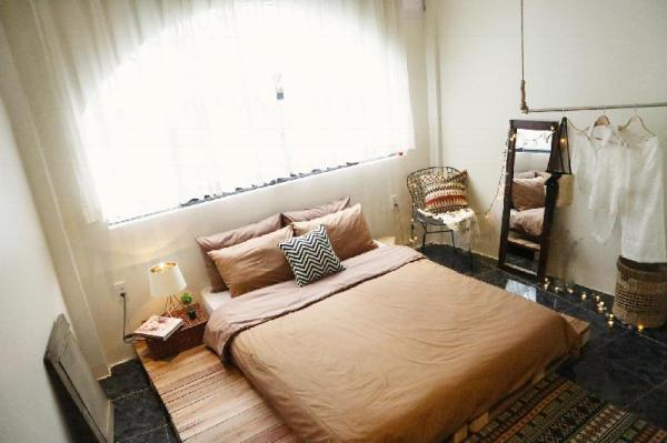 Hygge Entire 2BRs Home-Artistic-5m to BenThanh mkt Ho Chi Minh City