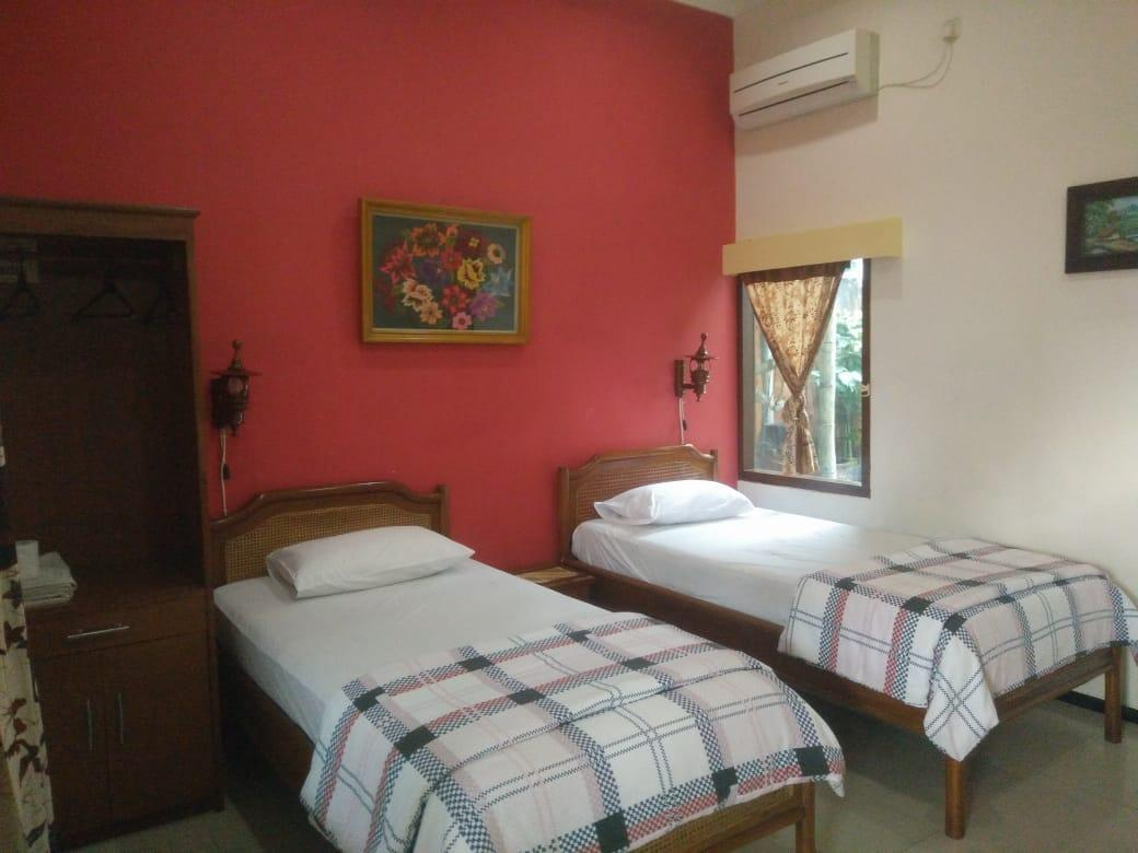 Superior Twin Room Near Cyber Mall Malang