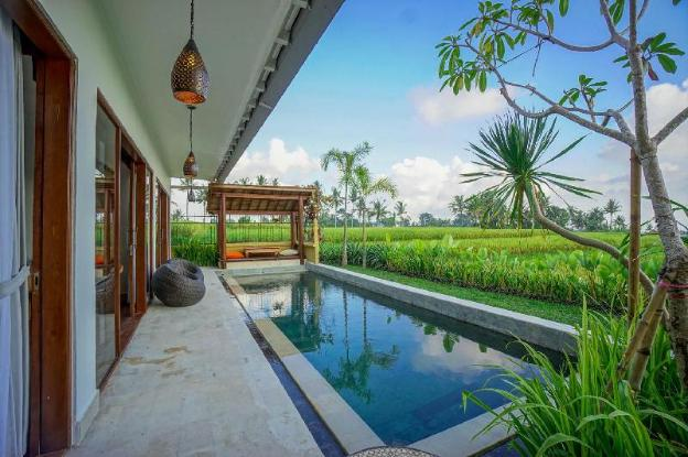 Padi Ballet Villa - Surrounded by The Rice Paddy