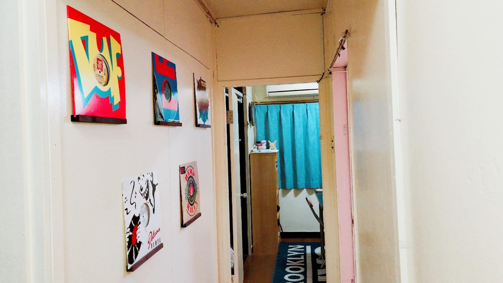 5mins Shinsaibashi HOUSE 31