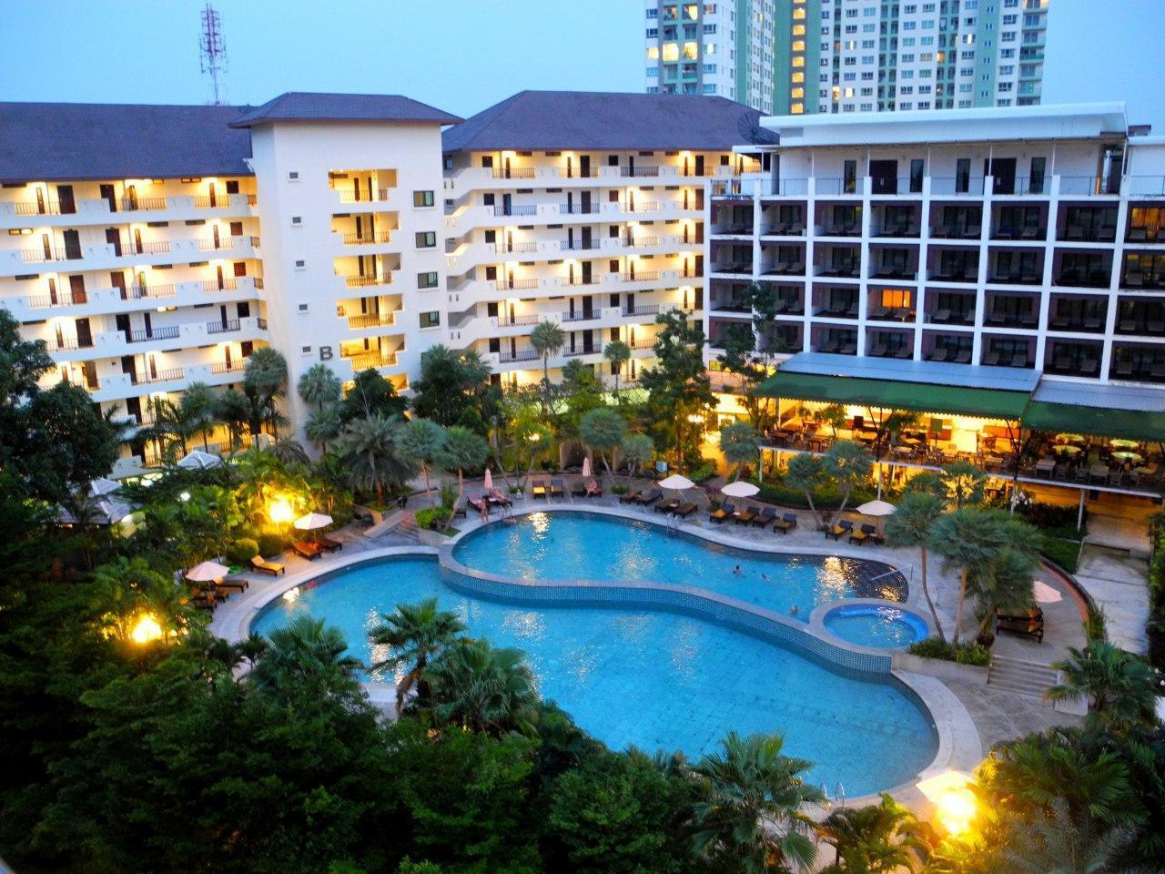 Wongamat  2 bedroom อพาร์ตเมนต์ 2 ห้องนอน 2 ห้องน้ำส่วนตัว ขนาด 85 ตร.ม. – บางละมุง