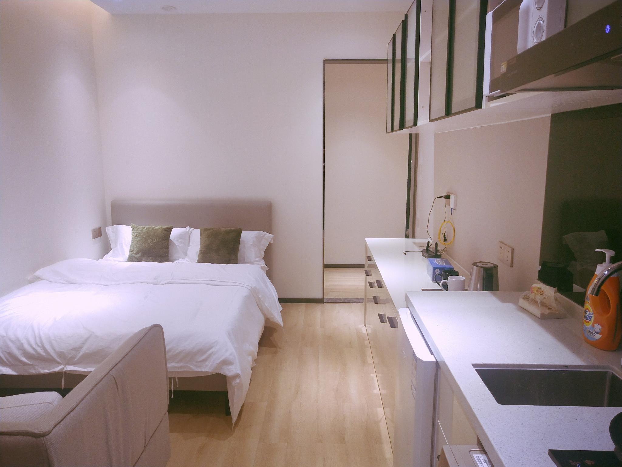 Modern Hardcover Apartment In Guangzhou