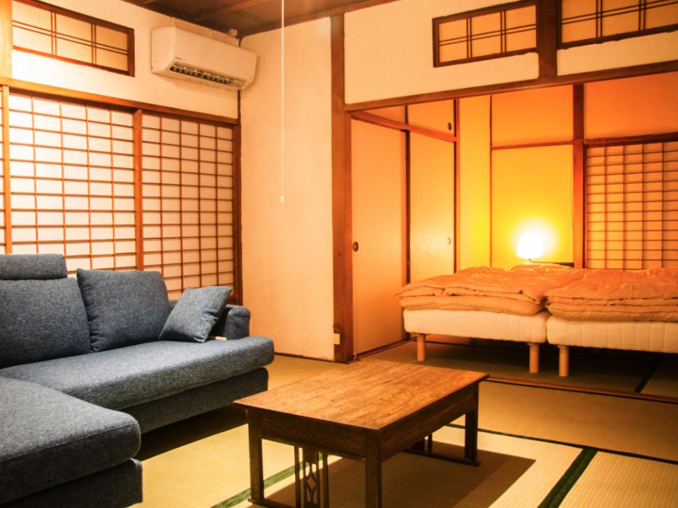 Shodoshima  Japanese Style Private House  Engawa