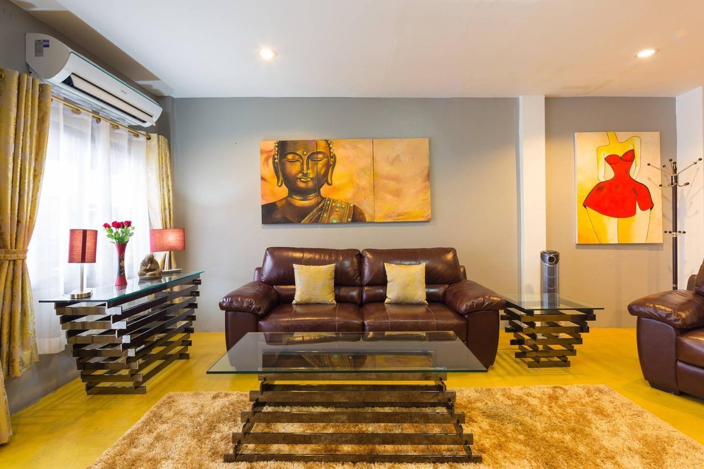 Luxury Townhouse In The Heart Of The Old City