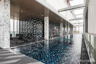 Cloud Pool , Park24 2BR BTS Phrom Phong อพาร์ตเมนต์ 2 ห้องนอน 1 ห้องน้ำส่วนตัว ขนาด 50 ตร.ม. – สุขุมวิท