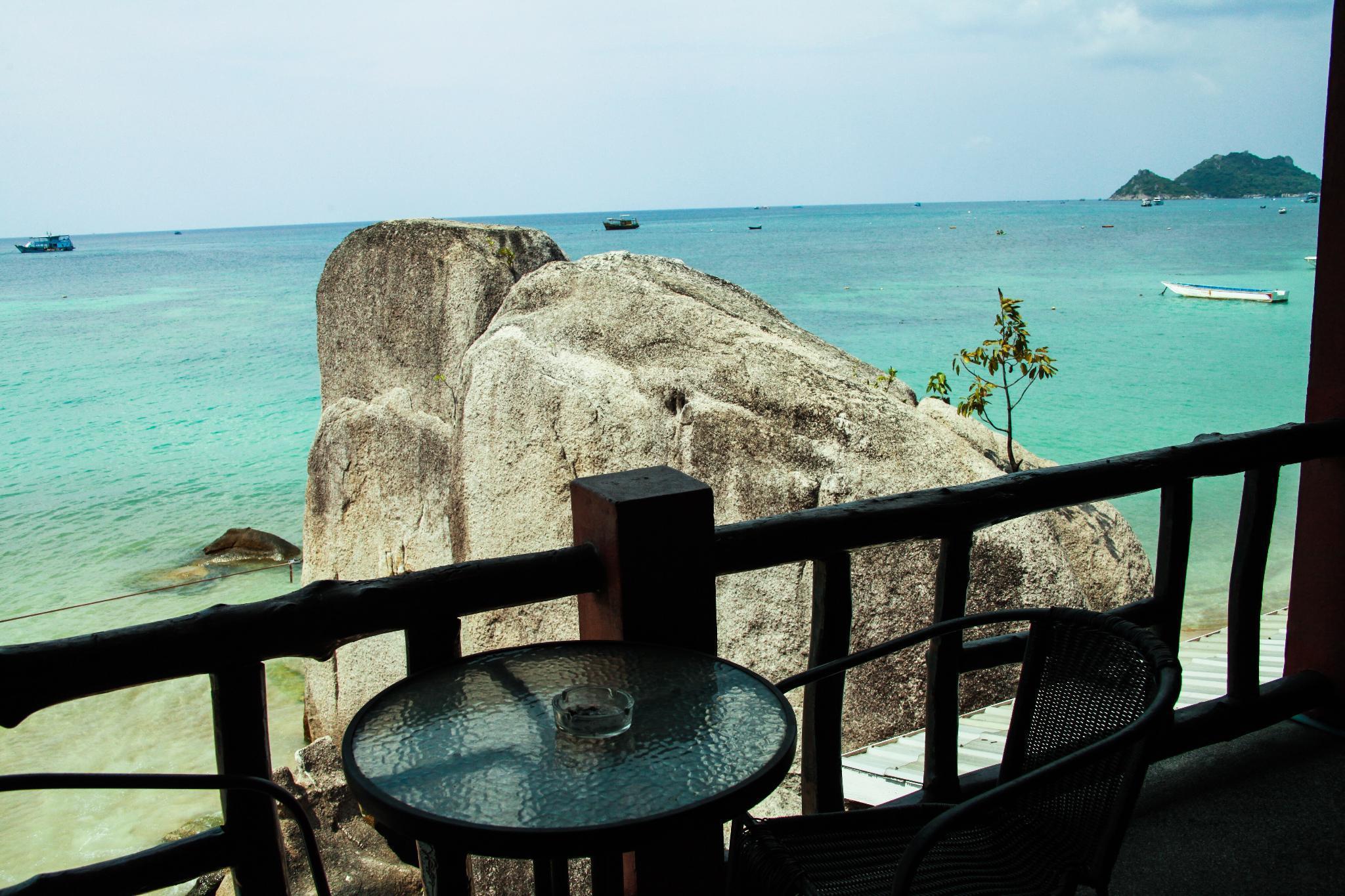 koh tao my hostel Sea view room  C1 บ้านเดี่ยว 1 ห้องนอน 1 ห้องน้ำส่วนตัว ขนาด 19 ตร.ม. – หาดทรายรี