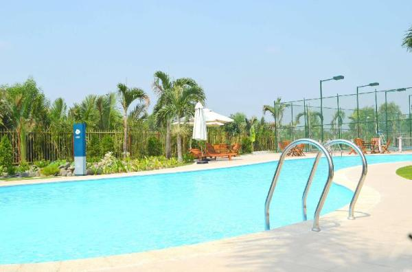 Comfy apartment with pool, tennis court Ho Chi Minh City