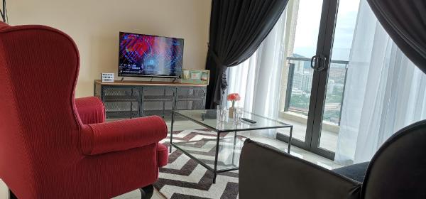 J.Dupion Cheras #3 by Kyuka  3 bedrooms ,3 min MRT Kuala Lumpur
