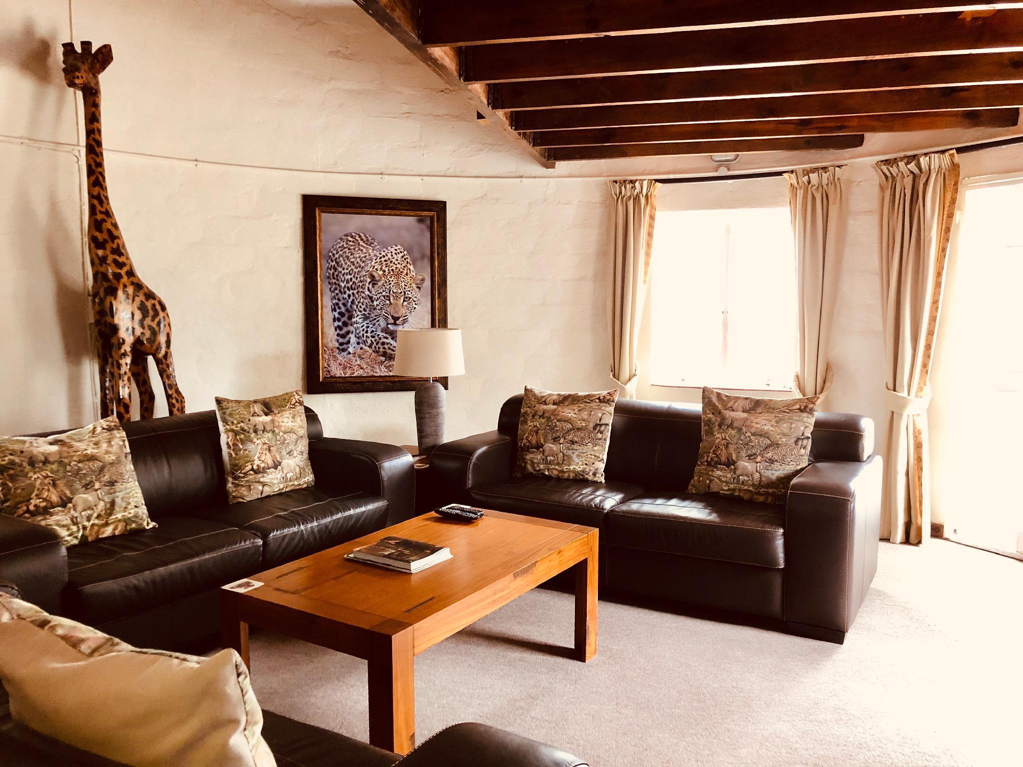 Casa Blanca On Safari