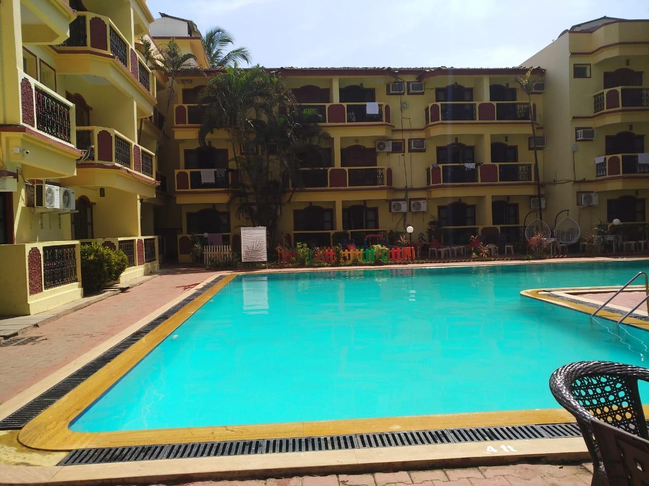 Goa Vibe Resort Home Near Calangute & Baga Beach
