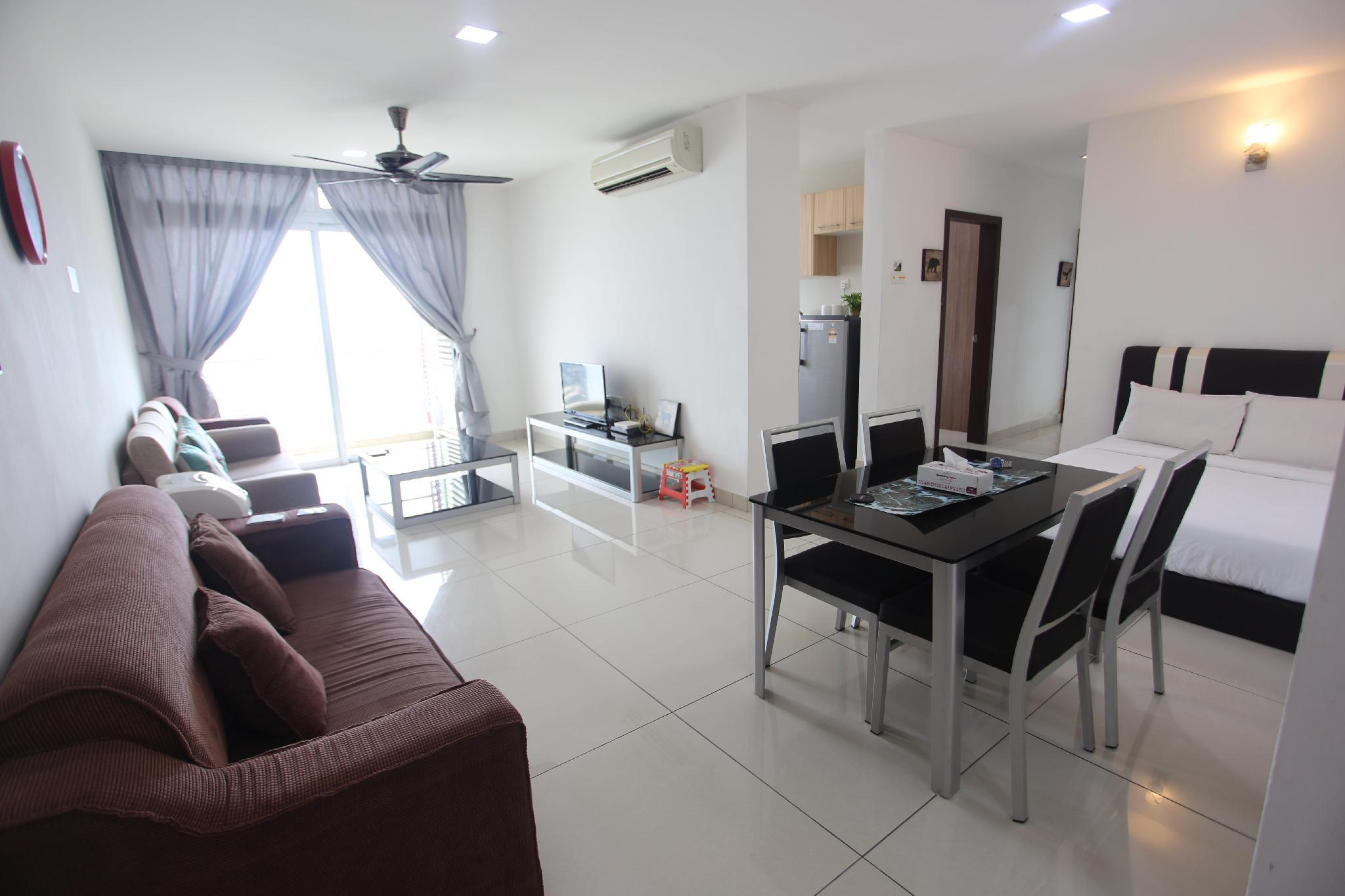 Style 2 Rooms@5min To S'pore