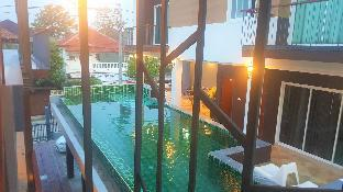 Pool house, 3 KM to ARL 9 KM to airport วิลลา 1 ห้องนอน 2 ห้องน้ำส่วนตัว ขนาด 250 ตร.ม. – บางกะปิ