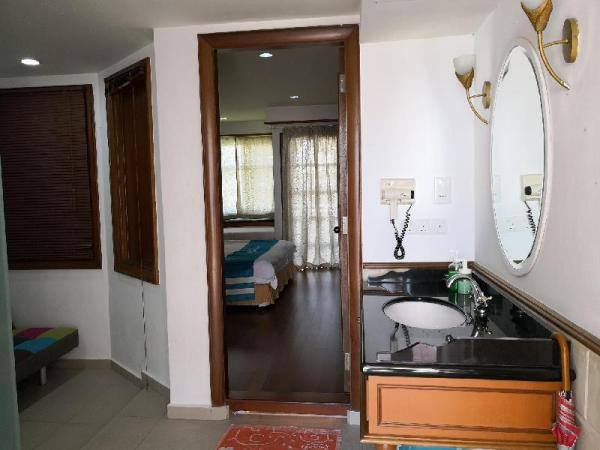 Alpine Liberty Private Chalet Deluxe Lower unit PD Port Dickson