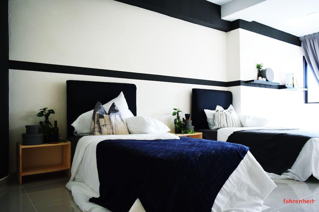 Fahrenheit 88 Luxury Serviced Apartment