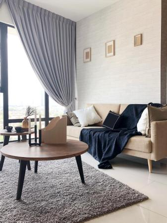 Stylish loft urban living near Midvalley Southkey Johor Bahru