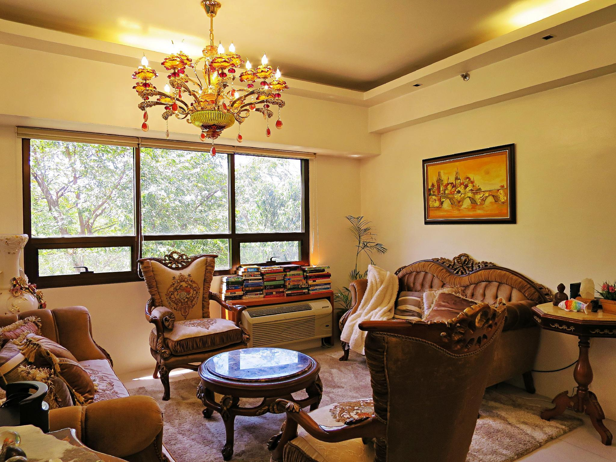 Plush European Style Haven At The Heart Of BGC