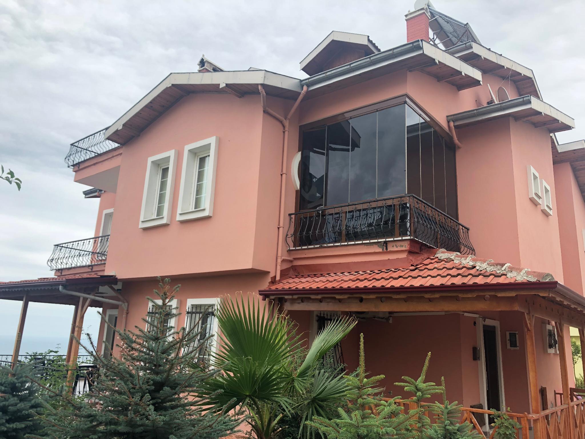 5+2 Villa Trabzon
