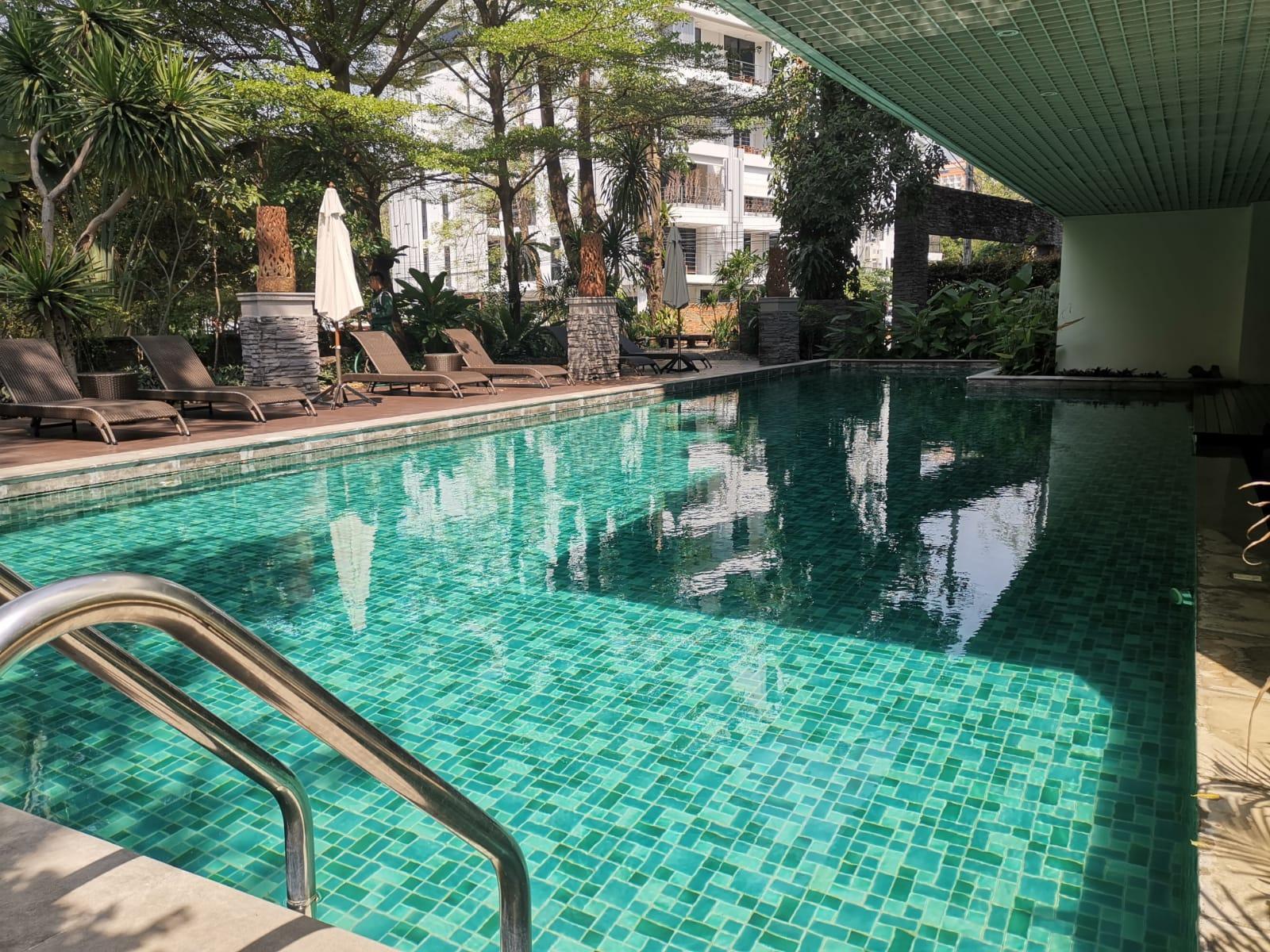 120SQM 2 Suite Condo And Excellent Location