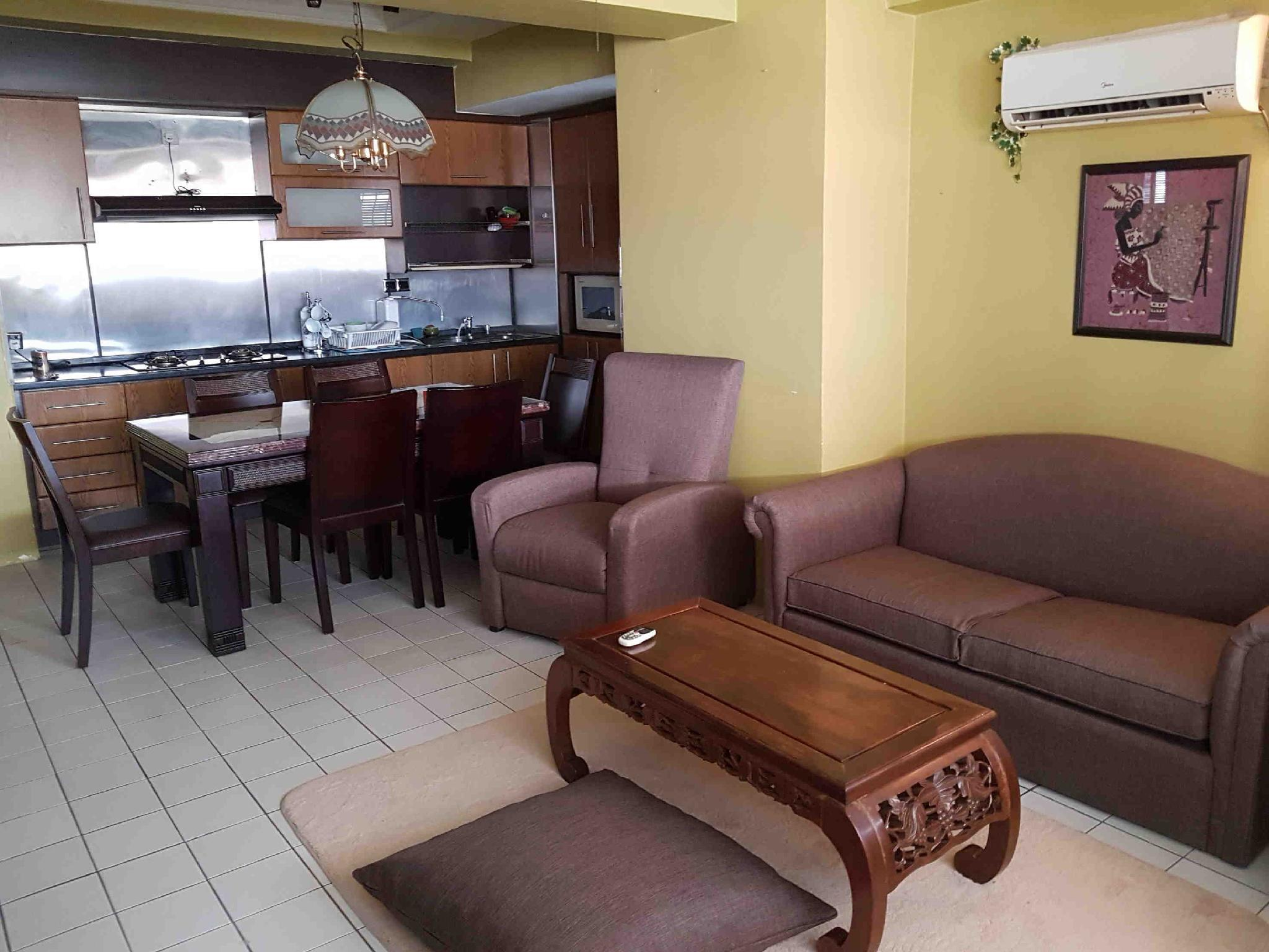Fully Furnish Condo In Taman Desa