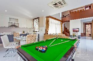 Villa Vanilla | 2 Story 3 Bed Villa with Pool วิลลา 3 ห้องนอน 3 ห้องน้ำส่วนตัว ขนาด 140 ตร.ม. – นาจอมเทียน