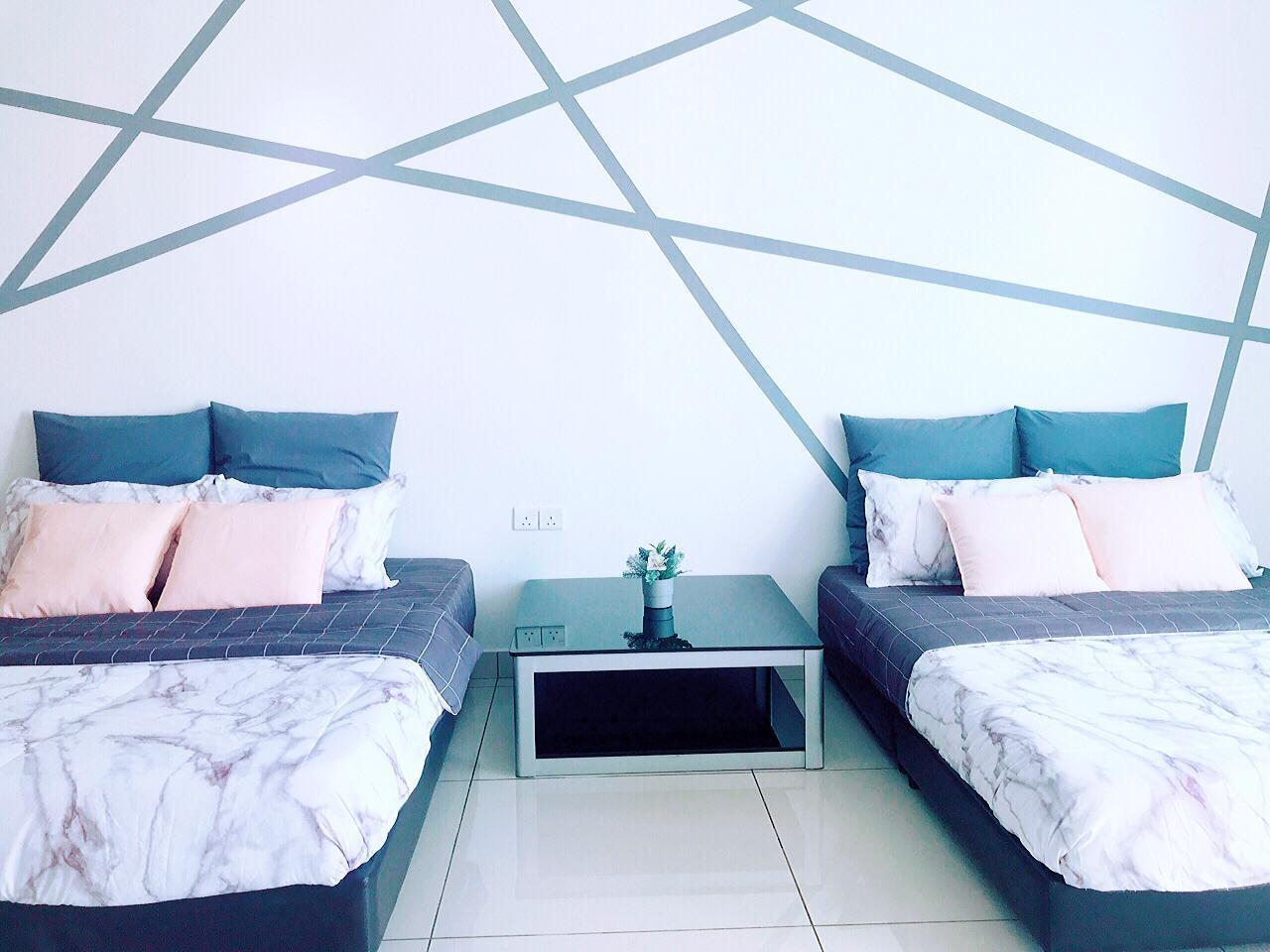 Glitar Home 101@KSL D'Esplanade Residence JB