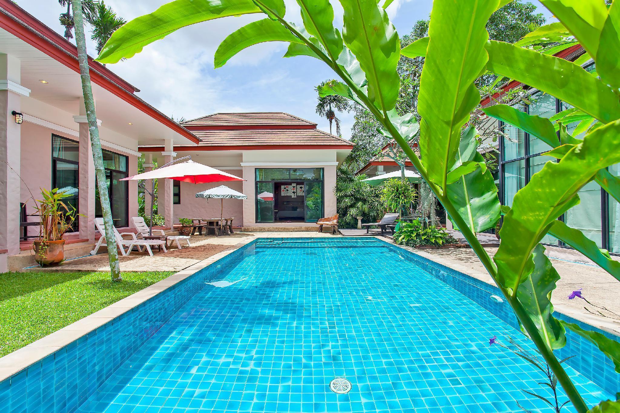 Villa Klasse | Large 3 Bedroom Villa with free car วิลลา 3 ห้องนอน 3 ห้องน้ำส่วนตัว ขนาด 131 ตร.ม. – เขาตาโล