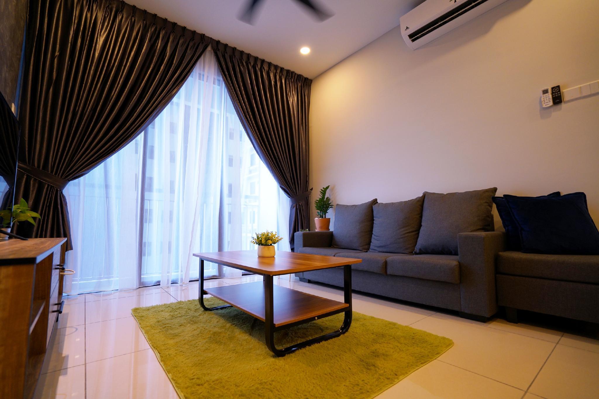 Comfy Minimalist Home Near KL City Centre