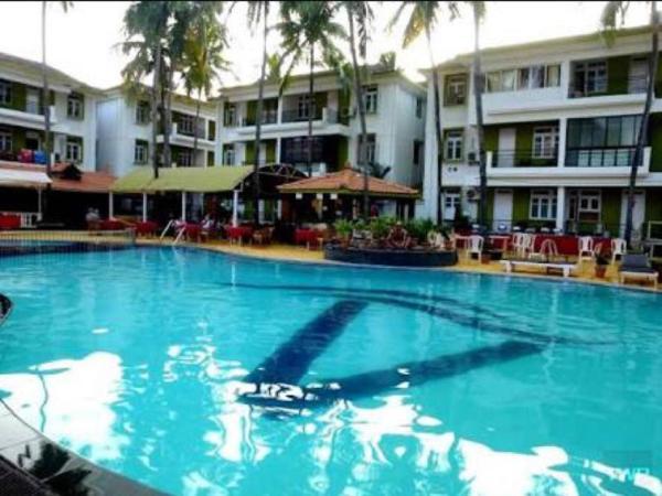 Goa Homeland 1bhk Pool facing Goa