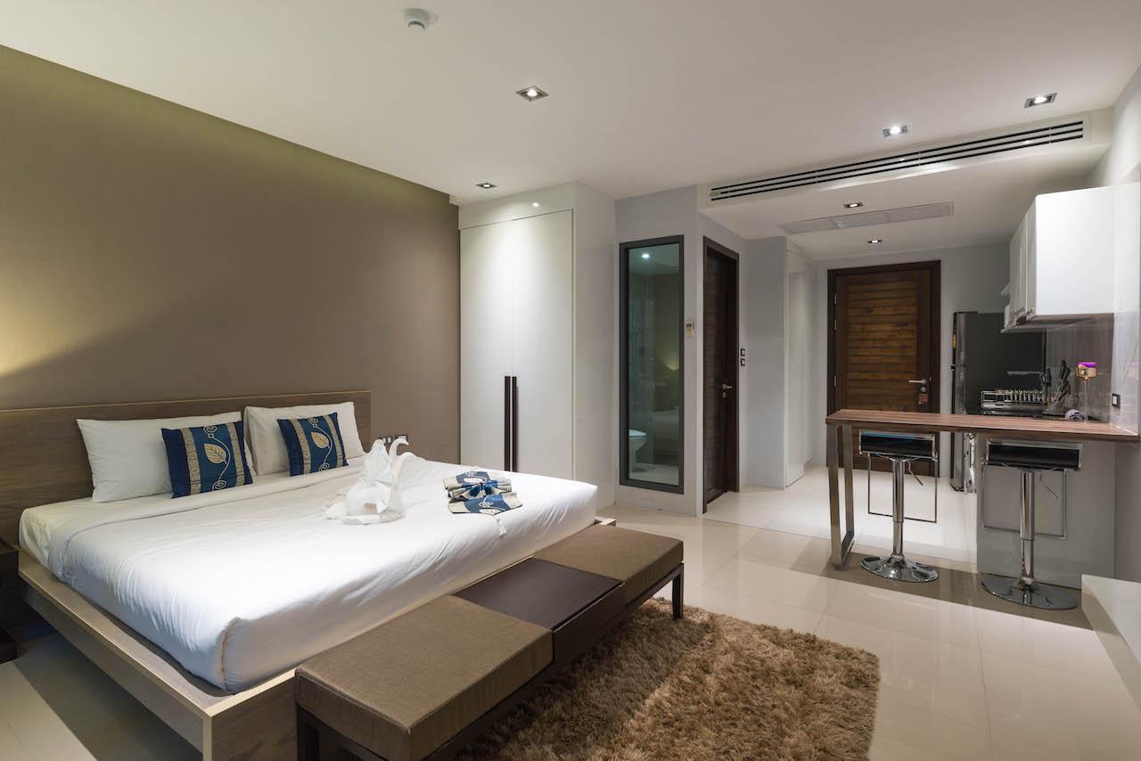 Studio Apartment @ The Emerald Patong