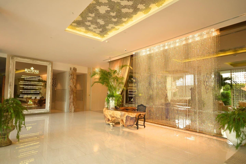 Sea View Luxury Private Living @ Heart of Pattaya อพาร์ตเมนต์ 1 ห้องนอน 1 ห้องน้ำส่วนตัว ขนาด 30 ตร.ม. – นาจอมเทียน