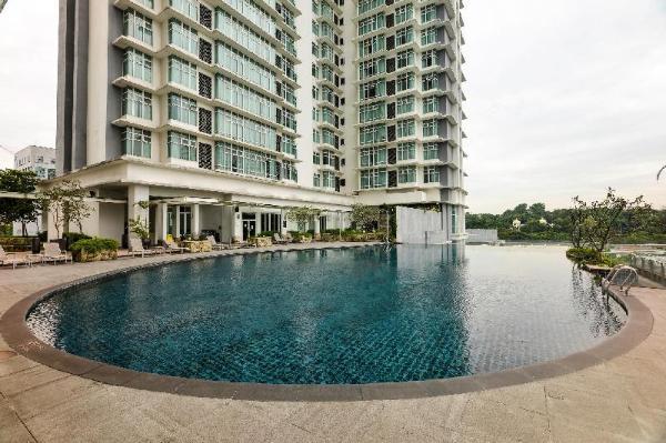 OYO Home 526 Luxury Studio Dua Sentral Kuala Lumpur