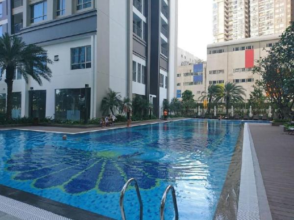 Vinhome Central Park apartment# 2 bedrooms#2wc Ho Chi Minh City