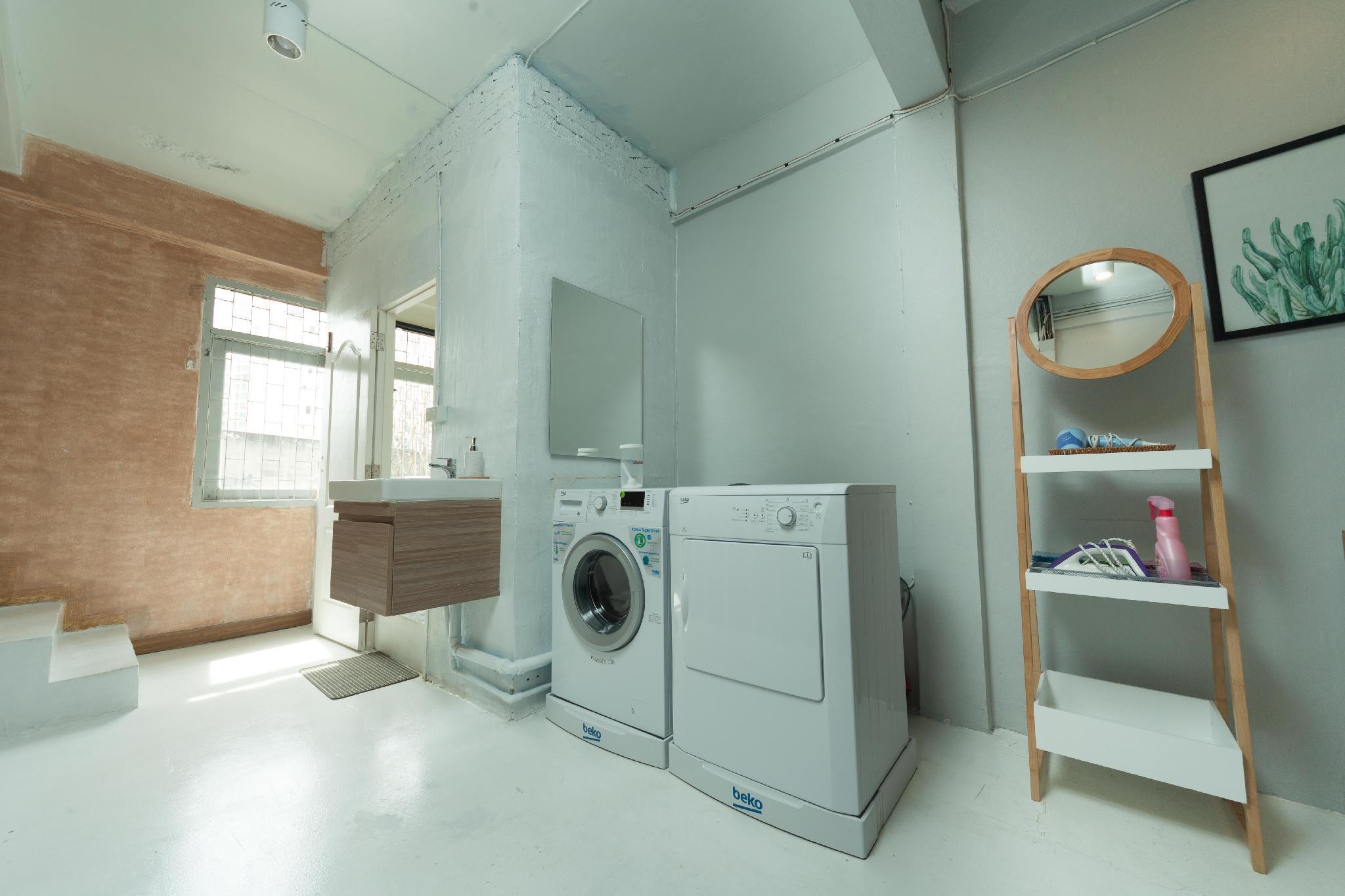POTTED65•Renovated Townhome.COZY LOFT•7MIN TO BTS บ้านเดี่ยว 3 ห้องนอน 4 ห้องน้ำส่วนตัว ขนาด 280 ตร.ม. – สุขุมวิท