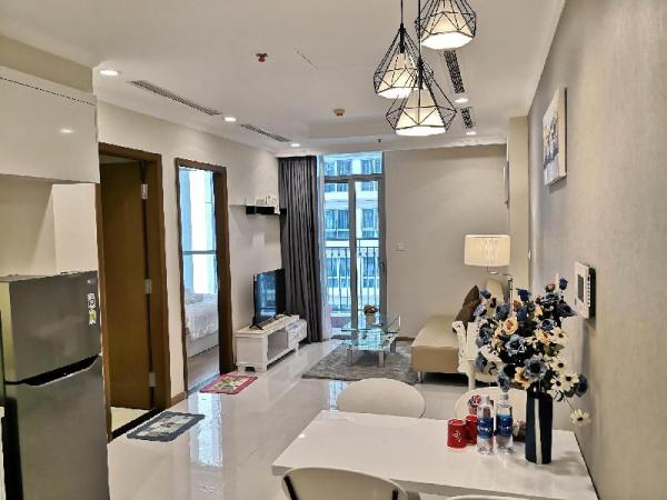 Newly furnished 1 bedroom apartment Ho Chi Minh City