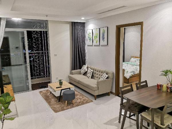 Spectacular viewing 3 bedroom aparment Ho Chi Minh City
