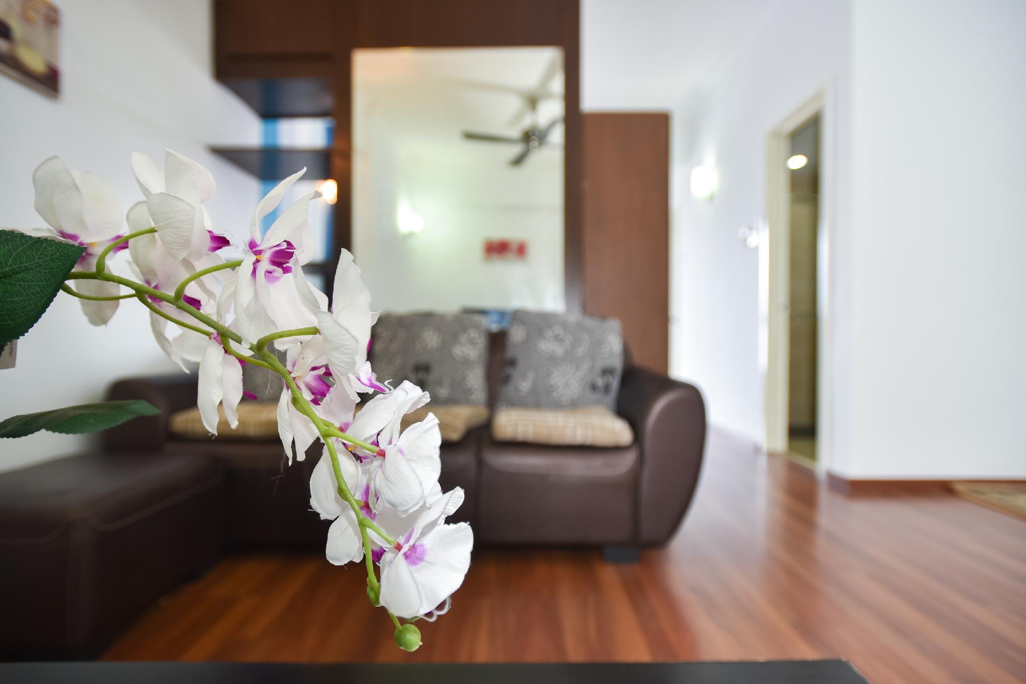 OYO Home 638 Elite 1BR Casa Mutiara