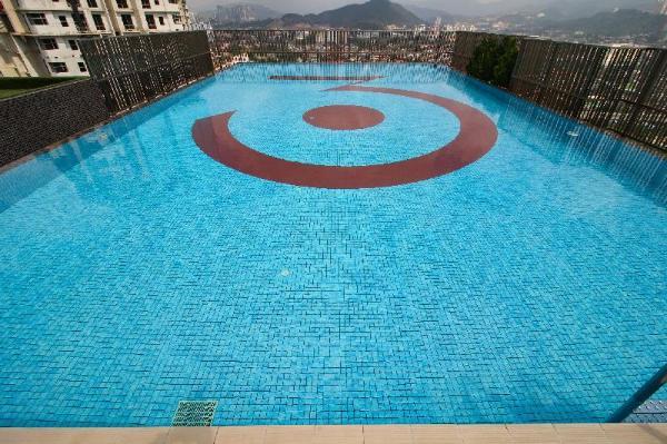 OYO Home 622 Luxurious Studio 3Towers Kuala Lumpur